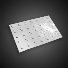 Мини наклейки на ярлыки (S,L,M,XL...) 10х10 мм.